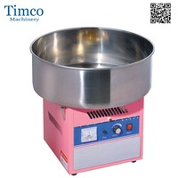Cotton Candy Machine Mini Electric Commercial Sugar Cotton Candy Floss Maker