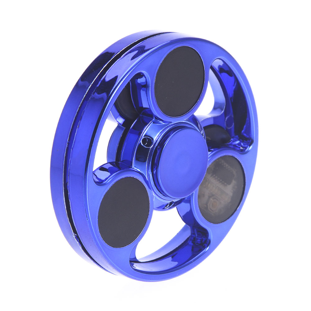 High Quality ABS Spinner Fidget EDC Sensory Figet Spinner EDC ADHD Stress Relief Toy For Kids