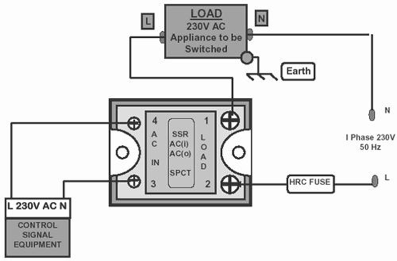 Ssr Ac Schematic Wiring Diagram