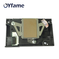 OYfame Original F173050 Print Head R1390 Printhead For Epson 1390 1400 1410 1430 R1390 R360 R265 R260 R270 R380 R390 Printer