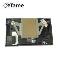 OYfame Original F173050 Print Head R1390 Printhead For Epson 1390 1400 1410 1430 R1390 R360 R265 R260 R270 R380 R390 Printer
