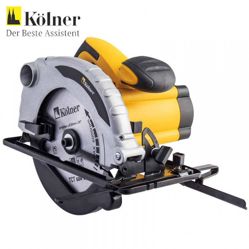 Circular saw Kolner KCS 185/1500 5pcs hole saw tooth hss hole saw cutter drill bit set 16 18 5 20 25 30mm