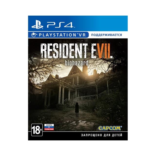 Игра для PlayStation 4 Resident Evil 7 biohazard