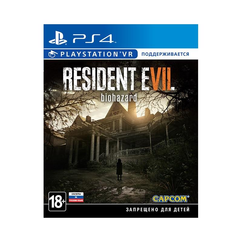 Купить со скидкой Игра для PlayStation 4 Resident Evil 7 biohazard