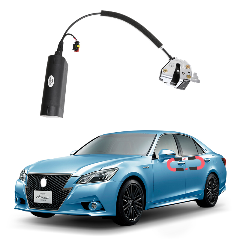 For Toyota CROWN Electric Suction Door Automobile Refitted Automatic Locks Car Accessories Intelligence Suction Door
