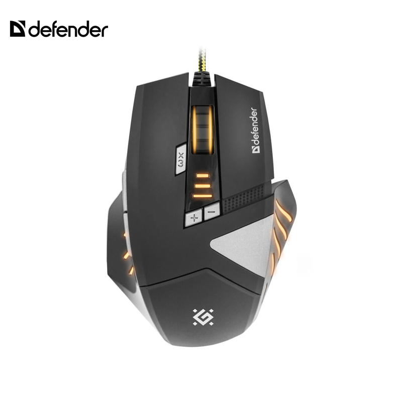 EOL Gaming mouse Defender Warhead GM-1760 Officeacc eol