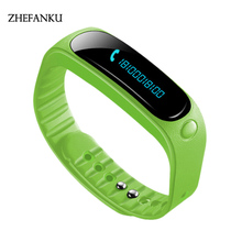 ZHEFANKU Original LED Smart Bluetooth Watch Pace GPS Running Bluetooth 4.0 Sports Smart Watch MI Heart Rate Monitor