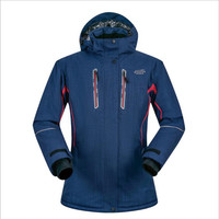 MUTUSNOW Women Ski Jacket Snowboard Clothing Windproof Waterproof Thicken Thermal Outdoor Sport Wear Female Skiing Coat 2019
