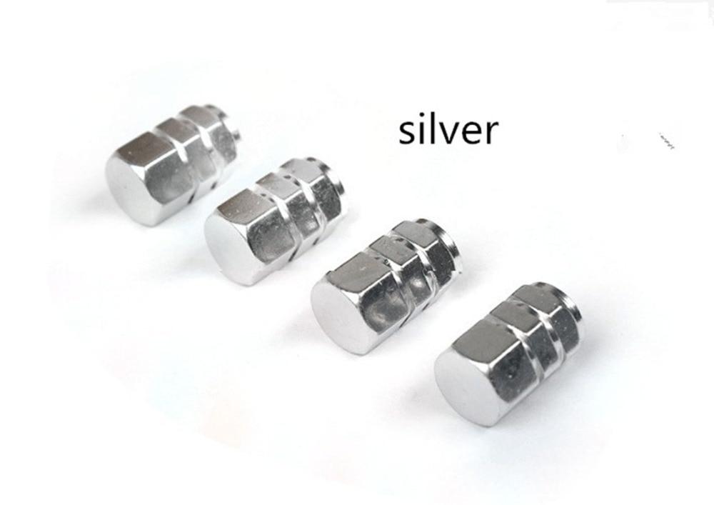 4pcs Automobile tire valve mouth For Volvo v70 v40 v50 s60 s80 s40 xc60 xc90 xc70 Car Accessories