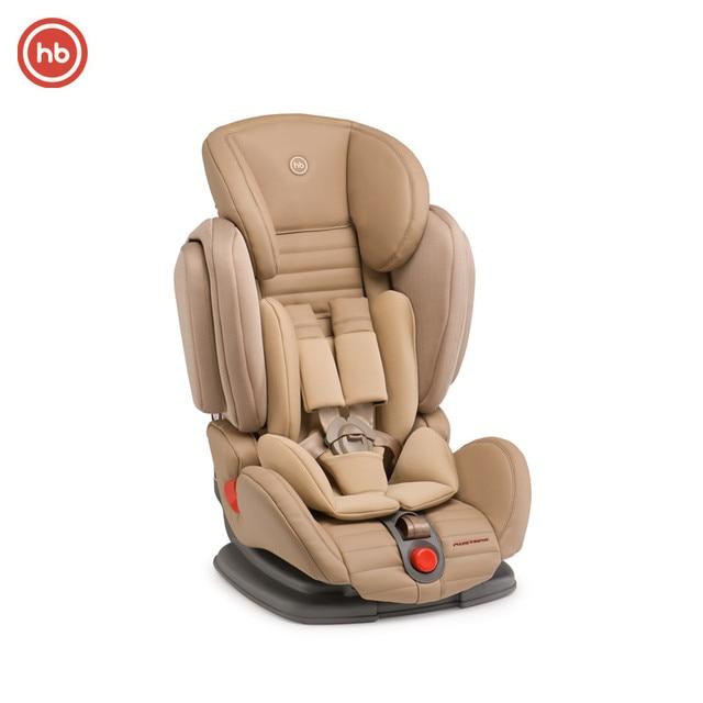 Детское автокресло Happy Baby MUSTANG Гр 1/2/3, 9 - 36 кг , с 9 месяцев до 12 лет