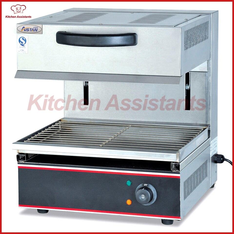 все цены на EB450 table top electric lift salamander grill oven machine онлайн