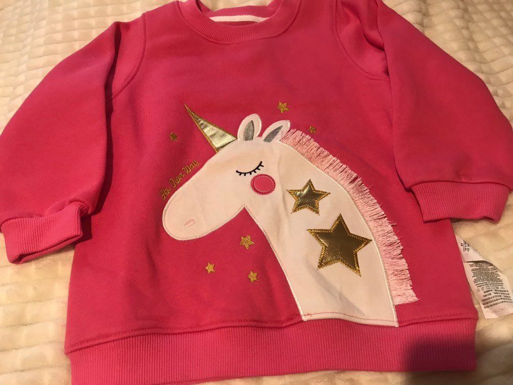 Thick Sweatshirts With Christmas Pattern For Boys photo review