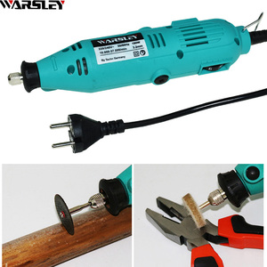 Image 4 - 180W Drill Dremel Mini Drill DIY Drill Engraver Electric Electric Rotary Tool Mini mill Grinding New Engraving Pen grinder Tools
