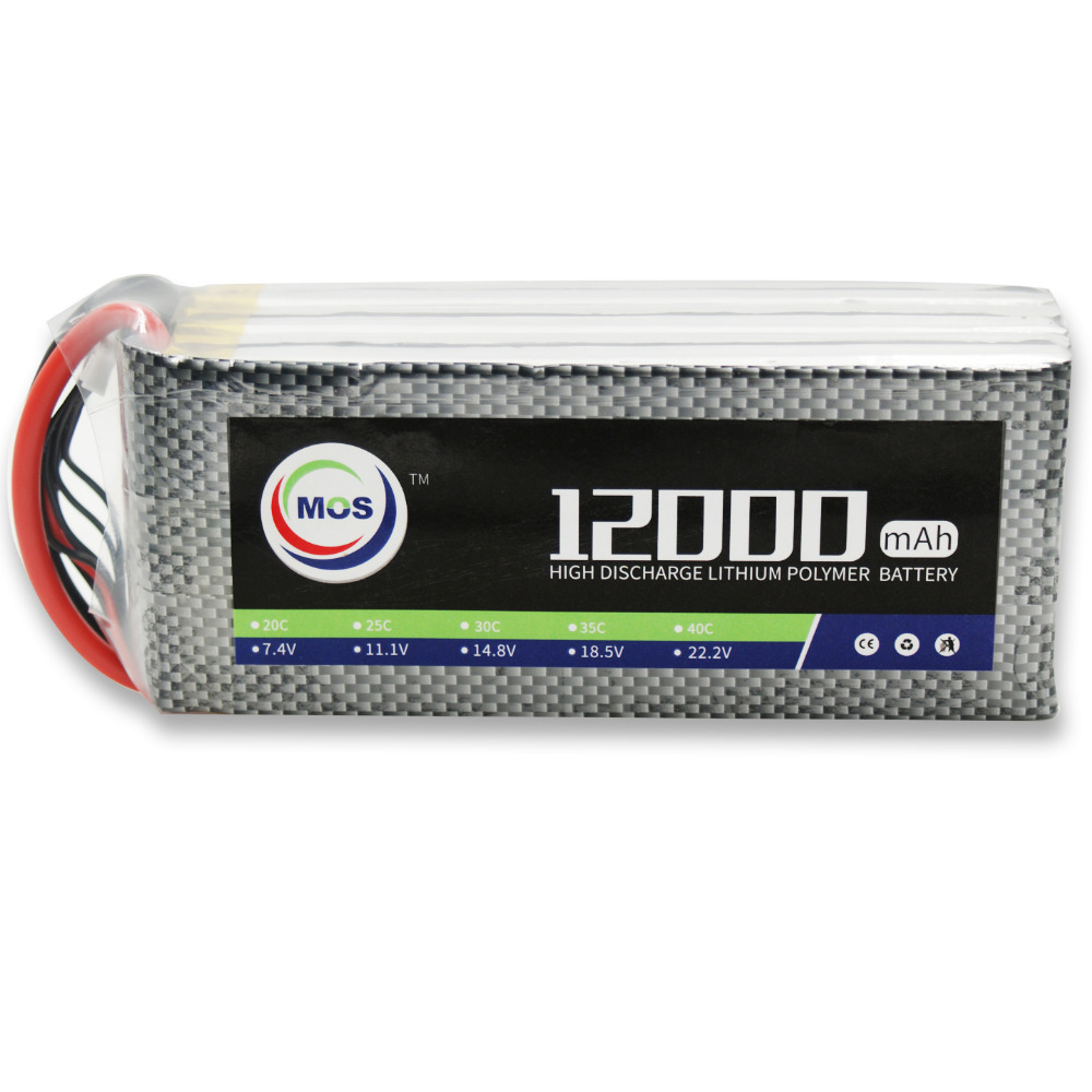 Lipo Battery 4S 14.8V 12000mAh 25C For RC Drone Helicopter Car Boat Quadcopter Airplane Model Remote Control Toys Li-ion Battery battery lipo 6s 22 2v 3300mah 60c for rc quadcopter helicopter drone boat car airplane model remote control toys lipo battery