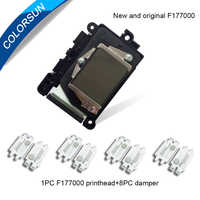 Colorsun New F177000 Printhead Water Based DX7 Print Head For Epson Stylus Pro 3800 3850 3885 3880 3890 R3000 Printer Head