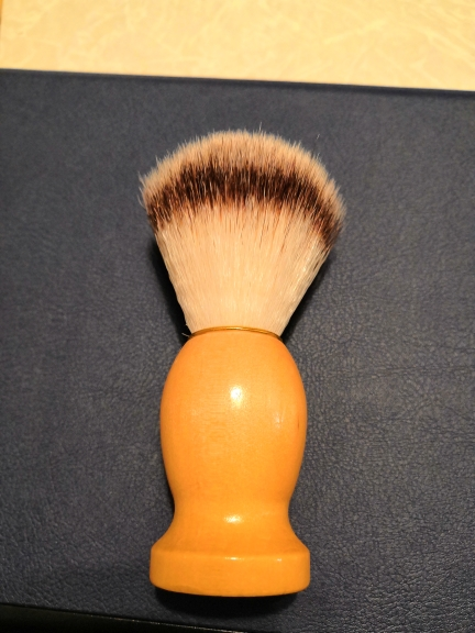 Badger Hair Men's Shaving Beard Brush Salon Men Facial Beard Cleaning Appliance Shave Tool Razor Brush With Wood Handle For Men
