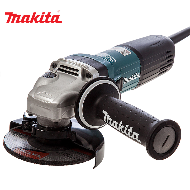 Angle grinder Makita GA5041R kalibr mshu 125 955 electric angle grinder polisher machine hand wheel grinder tool