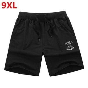 Image 1 - Più i bicchierini di formato degli uomini di grande formato bicchierini di estate casuale di grande formato allentato pantaloncini grande ragazzo 9XL 8XL 7XL 6XL 5XL 4XL 3XL 2XL