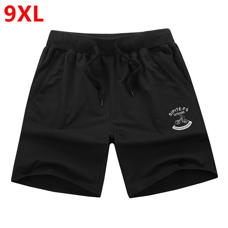 Plus size   shorts   men's big size   shorts   summer casual loose large size   shorts   big guy 9XL 8XL 7XL 6XL 5XL 4XL 3XL 2XL