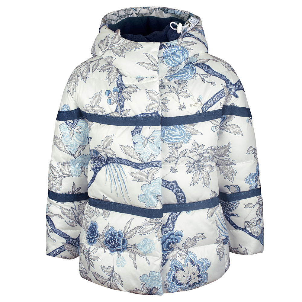 Jackets & Coats Gulliver for girls 21802GMC4104 Jacket Coat Denim Cardigan Warm Children clothes Kids girls ruffle hem solid denim dress