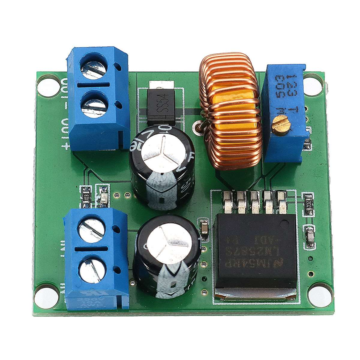 DC-DC 3V-35V To 4V-40V Adjustable Step Up Power Module 3V 5V 12V To 19V 24V 30V 36V High Power Boost Converter Board Module ...