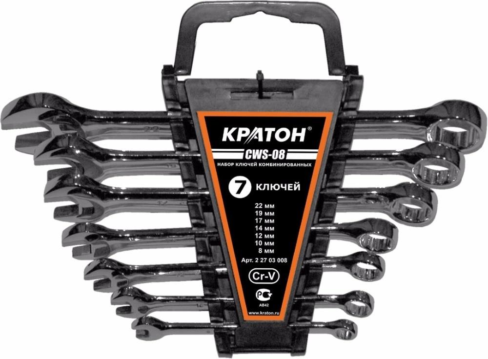 Key set combined Kraton CWS-08 7 pr. planta pr 1w page 7