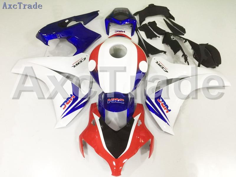 Мотоцикл Обтекатели для Honda CBR1000 CBR1000RR ЦБ РФ 1000 2008-2011 08 09 10 11 ABS пластичная впрыска Обтекателя кузова комплект А88