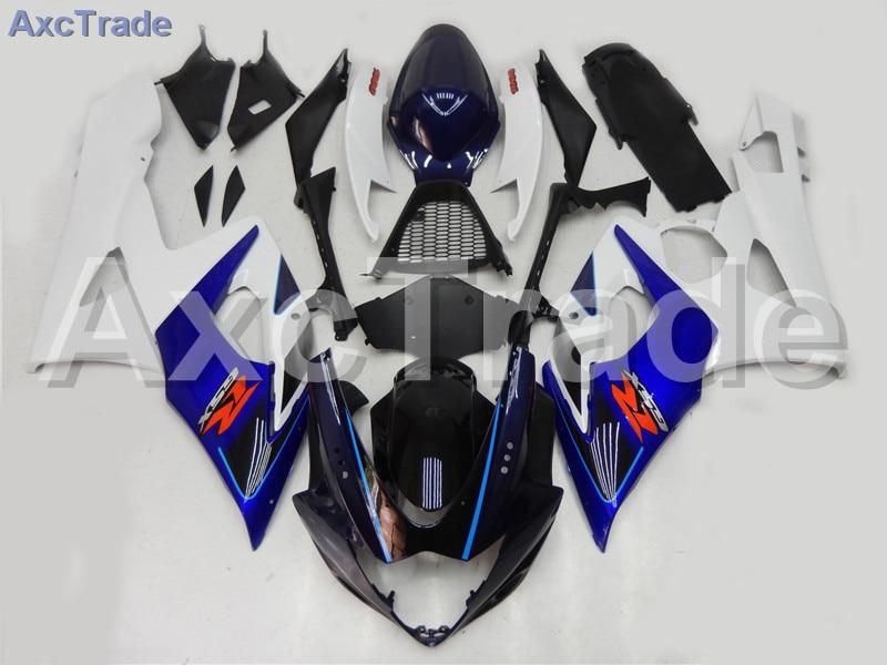 Carenagens da motocicleta Para Suzuki GSXR GSX-R 1000 GSXR1000 GSX-R1000 2005 2006 K5 Injeção de Plástico ABS Carenagem Carroçaria Kit A307