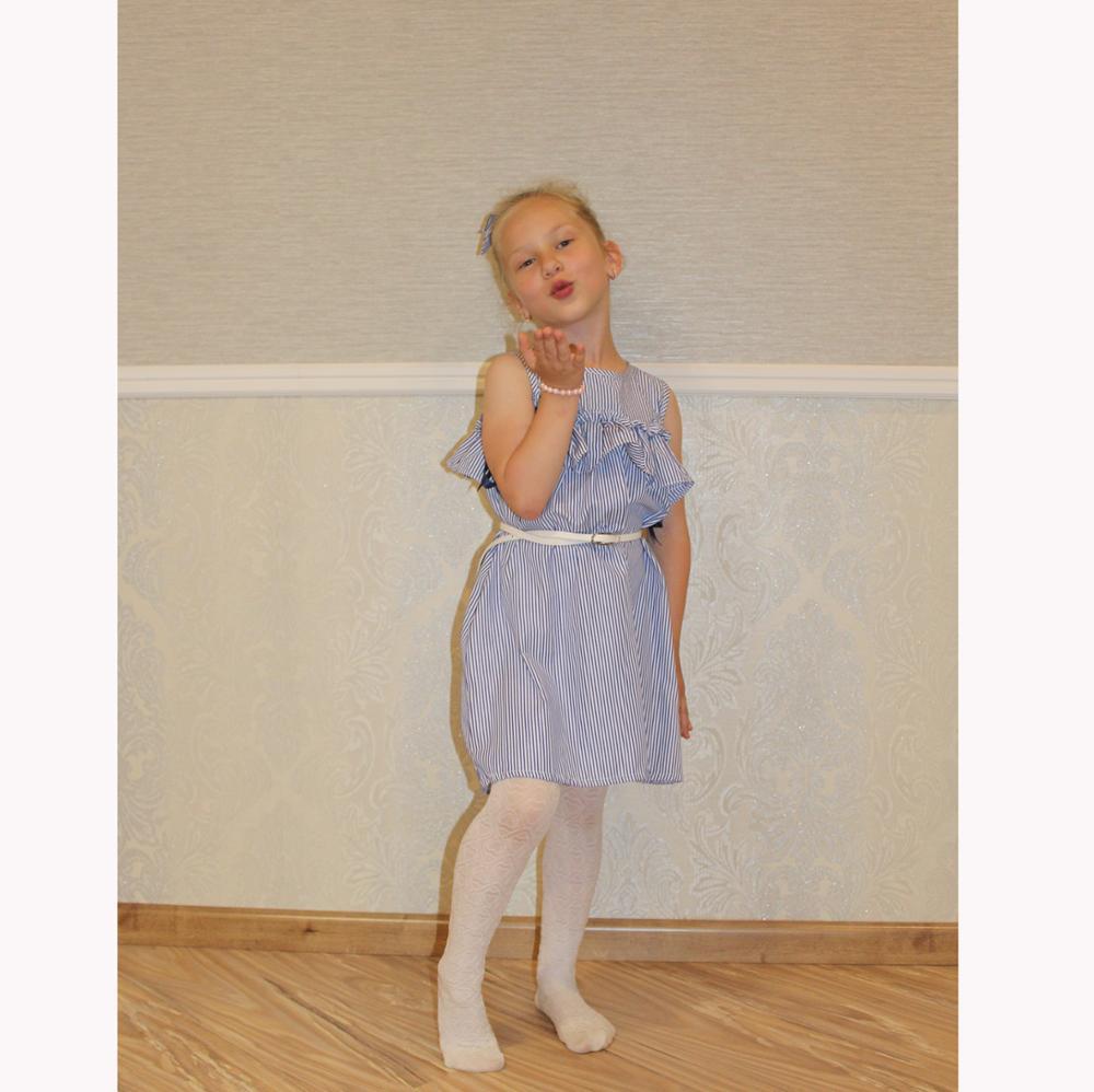 2-10y Girls Clothing Floral Girl Dress Cotton Long Sleeve Children Dress Vintage Kids Dresses for Girls