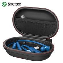 Smatree Sans Fil bluetooth Casque Charge Cas S50 pour BeatsX, (Casque n'est Pas inclus)