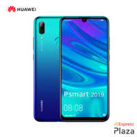 Smartfon Huawei P Smart 2019 (64GB ROM 3GB RAM Google, Android, Nuevo, Libre)[Teléfono Móvil Versión Española]Movil,Moviles