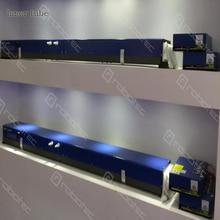 ФОТО Robotec high power Jilin Yongli laser tube 260W 300W 2mm stainless steel metal laser cutting machine 1325