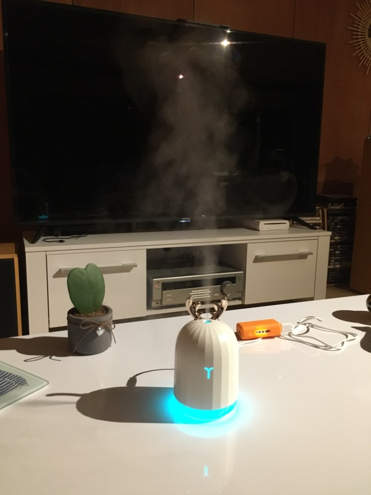 Humidificateur KAWAII photo review