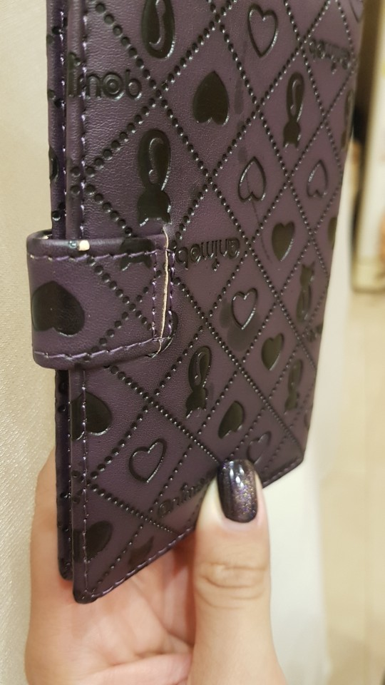 PU Leather Passport Cover Cute Persian Pattern Travel Visiting Card Pouch Passport Case Card Holder -- 01BIY015 PR49 photo review