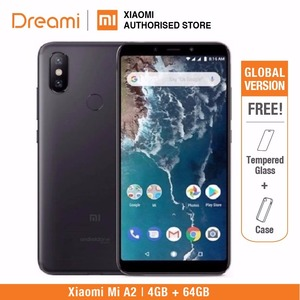 Image 2 - Global Version Xiaomi Mi A2 64GB ROM 4GB RAM  (Brand New and Sealed) mia2 64gb