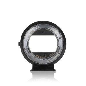 Image 4 - Электронный адаптер MEIKE EF NEX для Canon EF EFS, адаптер с автофокусом для Sony с полной рамкой и креплением E A9 A7M3 A7R3 A7R2 A6500 A6400 a6300