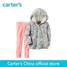 Carter de 2 pcs bébé enfants enfants Français Terry Hoodie & Legging Se 259G290, vendu par Carter de Chine boutique officielle