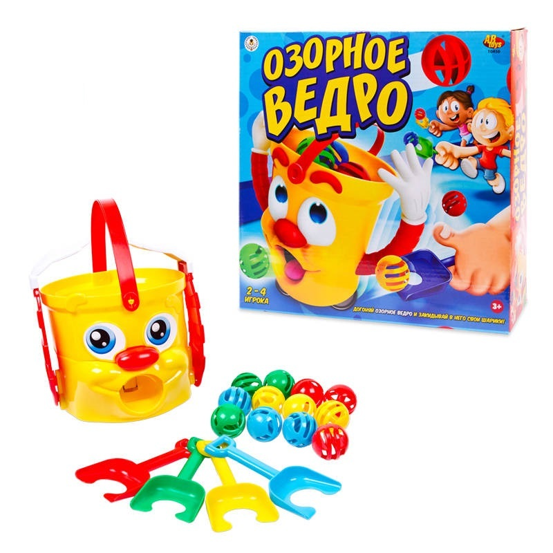 ABToys Игра Озорное  ведро