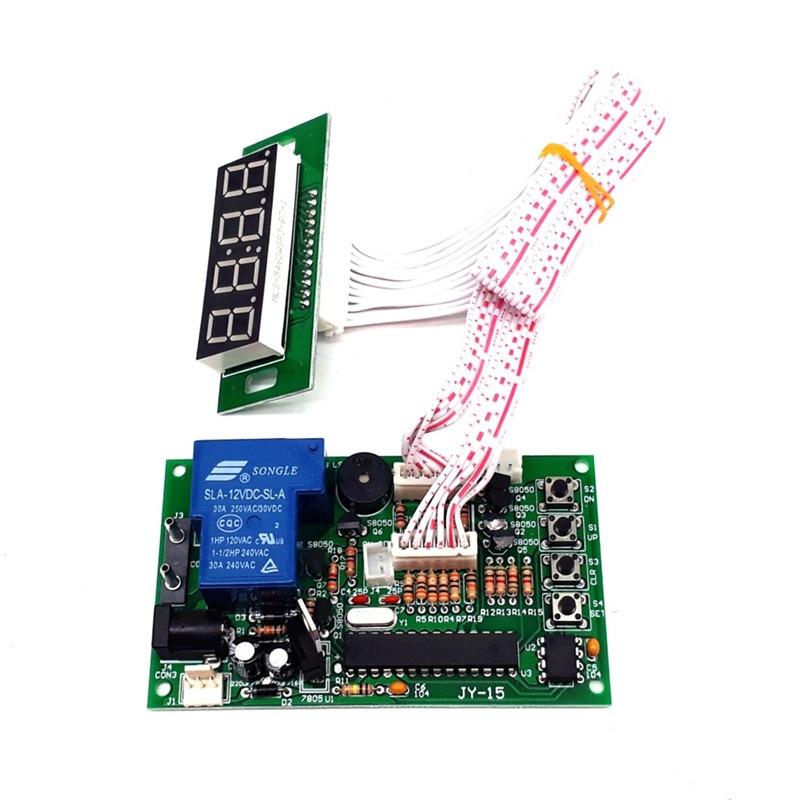 JY-15B ar 40 cm baltu vadu Laika kontroles taimera plāksnes - Spēles un aksesuāri - Foto 6