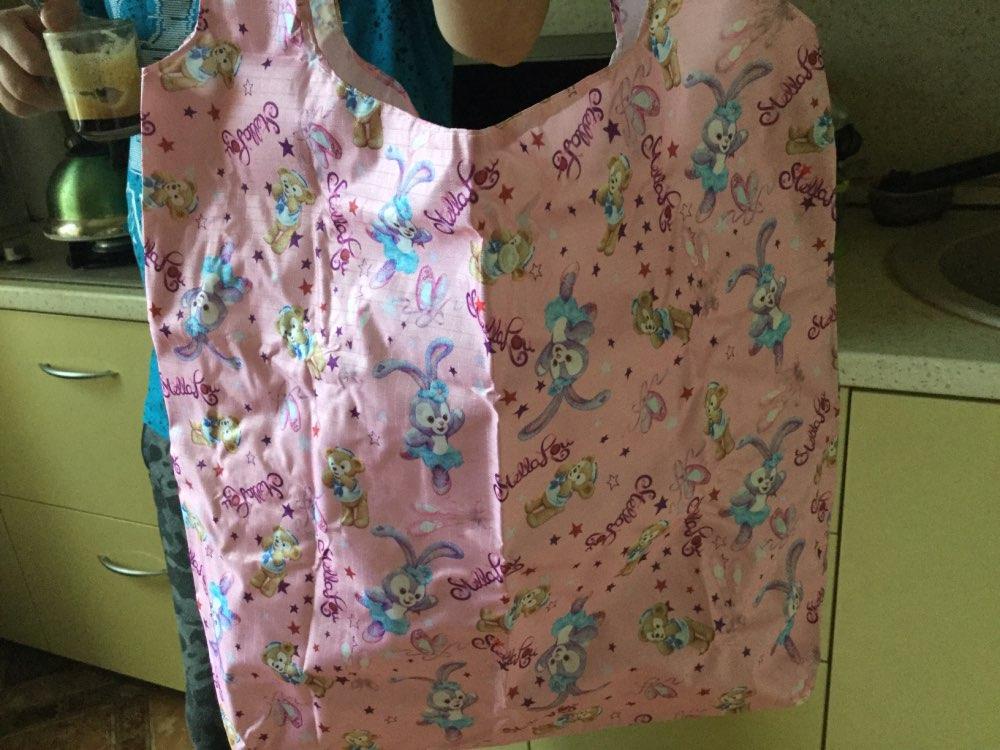 Duffy Ballet Rabbit Little Twin Stars Sumikko Gudetamas Tsum Tsum Reusable Shopping Bag Eco Friendly Foldable Travel Grocery Bag photo review