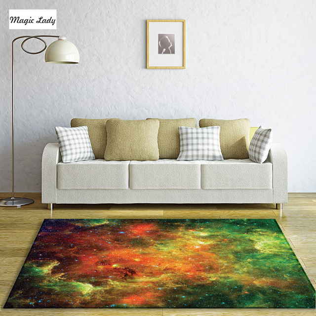 Carpet Space Home Decor Collection Star Nebula Solar System Cosmos Fascinating Carpet In Bedrooms Decor Collection
