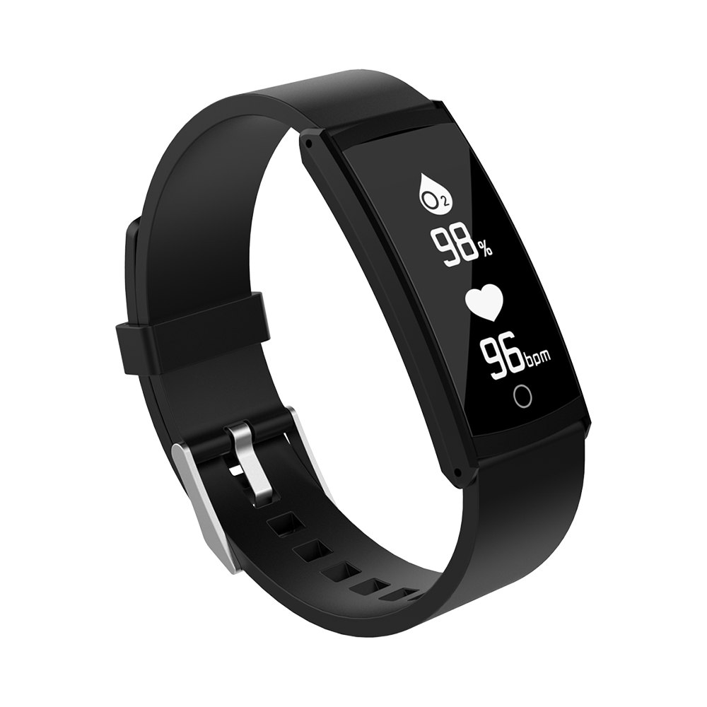 Fitness Tracker HR Fitness Tracker for Outdoor Sports Activities - Water Resistant Smart Bracelet Pedometer N10
