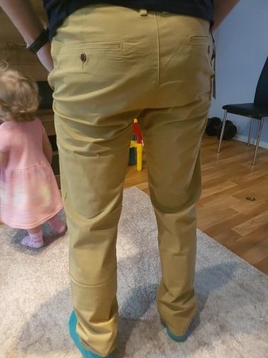 VOMINT pants men new 2019 Mens Casual Pants Stretch male trousers man long Straight Black Blue Khaki plus size pant suit pants