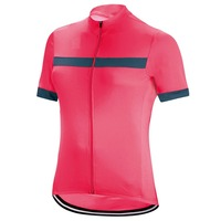 Ropa ciclismo 2018 SL Pro RBX Team racing cycling Jersey red white Women Summer Riding clothing wear Breathable bicycle clothing