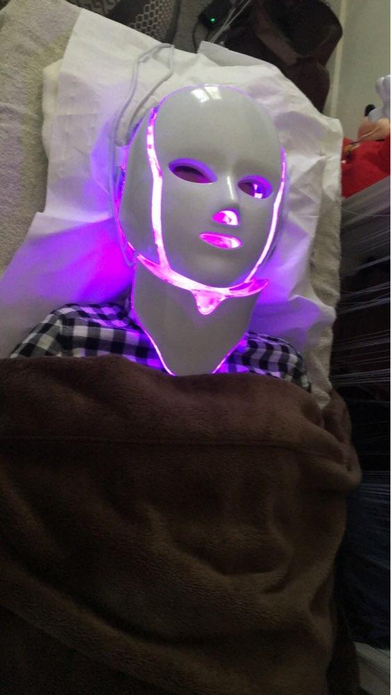 DermaLight™ - Professional LED Light Therapy Mask