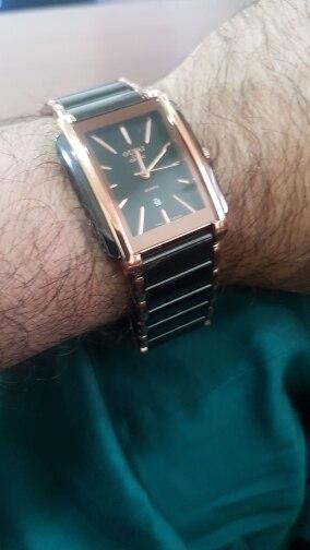 Relógios de quartzo homens quartzo Relógios