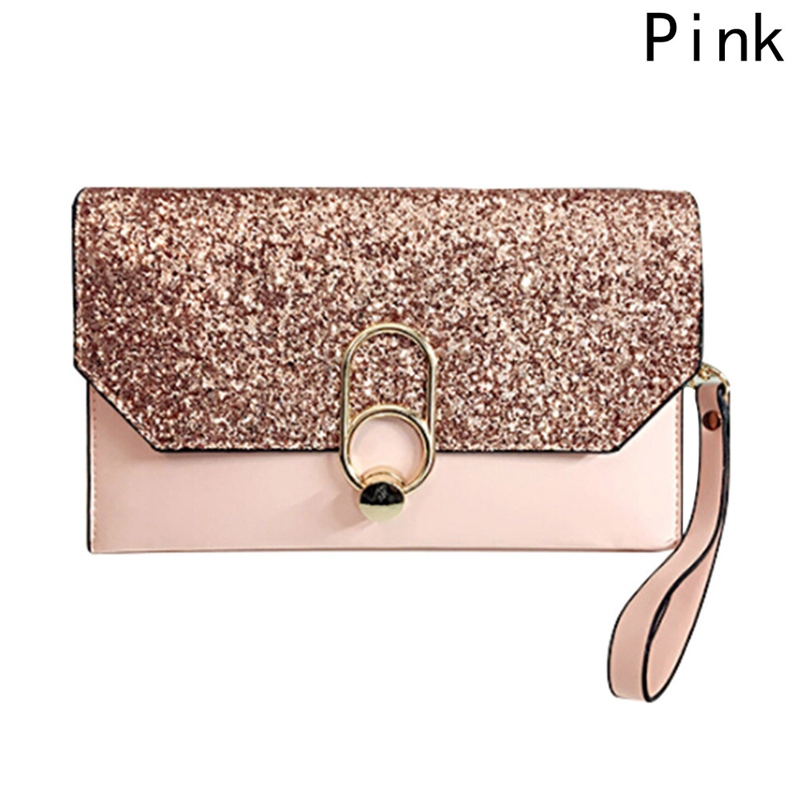 Women Envelope Bag Sequins Evening Clutch Luxury Brand Handbag Sparkling Party Bag Solid Clutches Gold Color Purse fashion hot new aotian glitter sequins spangle handbag party evening clutch bag wallet purse dropshipping 72 24