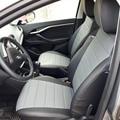 Für Lada Vesta 2015-2019 spezielle auto sitzbezüge vollen satz Autopilot Eco-leder