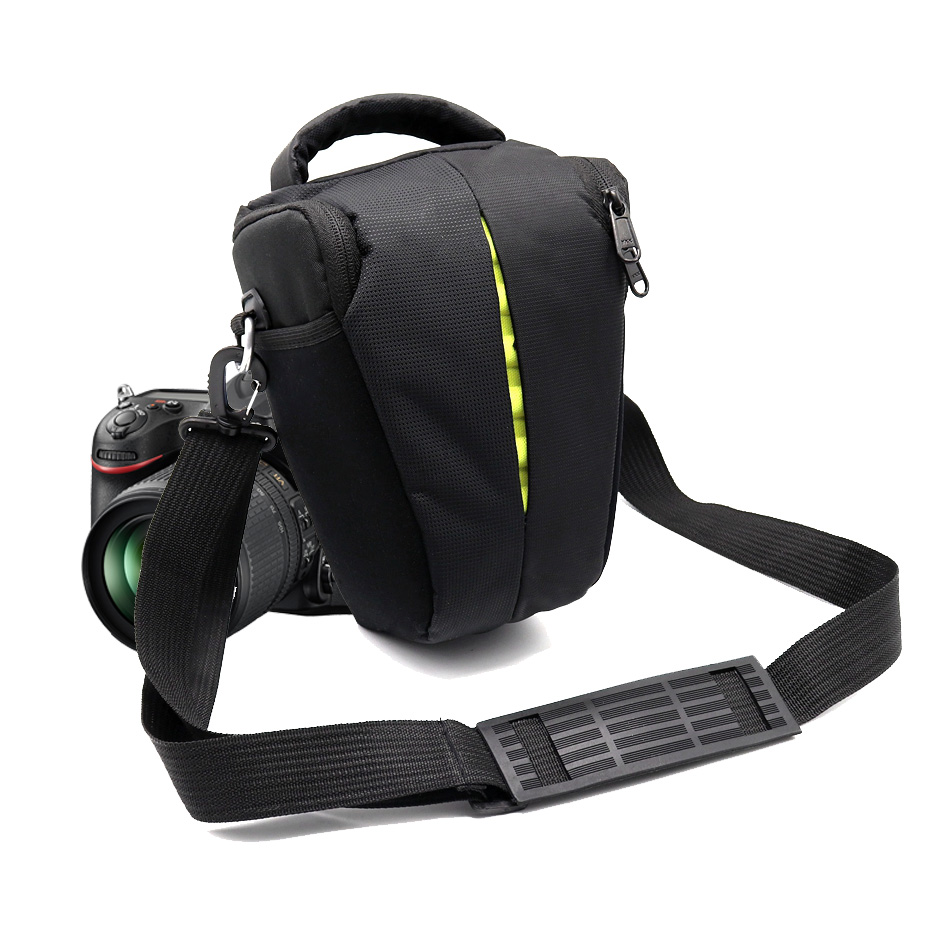 DSLR Camera Case Shoulder Bag for Nikon D3400 D3300 D3200 D3100 D3000 D5600 D5500 D5300 D5200 D5100 D5000 D7500 D7200 D7100 DF