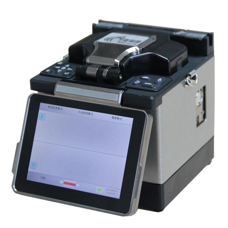 Fiber Optic Equipments Forceful Splicing Machine Fiber Optic Automatic Stripping Device T60 Communication Equipments